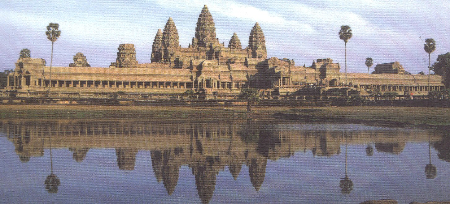 Click on picture to see more photos of Angkor Wat