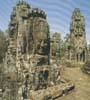The Bayon, the most famous of the temple-mountains, picture 600 pixels